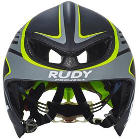 Rudy Project Wing57 Helmet Black-Yellow Fluo Matte